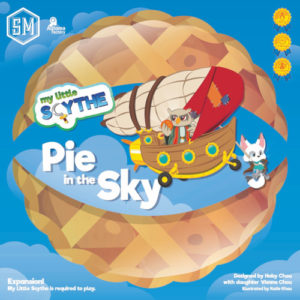 Buy My Little Scythe: Pie in the Sky the board game expansion online in NZ