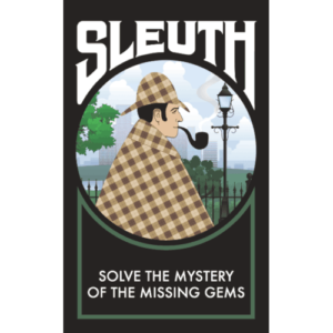 Buy Sleuth the card game online in NZ