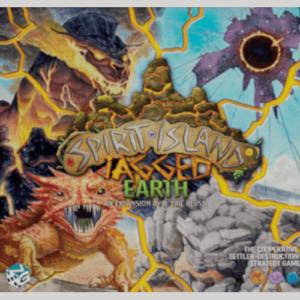 Buy Spirit Island: Jagged Earth the board game expansion online in NZ