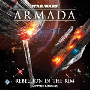Buy Star Wars: Armada – Rebellion in the Rim the board game expansion online in NZ