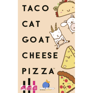 Buy Taco Cat Goat Cheese Pizza the card game online in NZ
