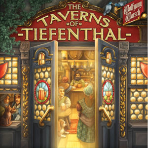 Buy The Taverns of Tiefenthal the board game online in NZ
