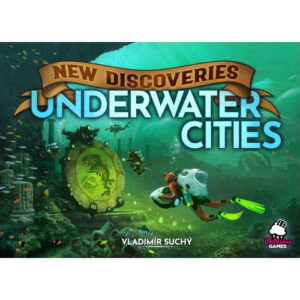 Buy Underwater Cities: New Discoveries the game expansion online in NZ