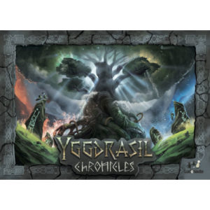 Buy Yggdrasil Chronicles the board game online in NZ