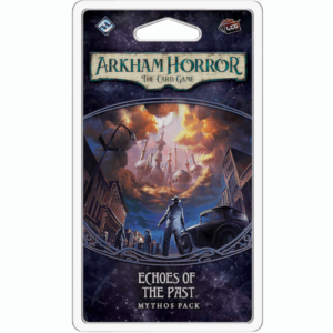 Buy Arkham Horror: The Card Game – Echoes of the Past: Mythos Pack the card game expansion online in NZ
