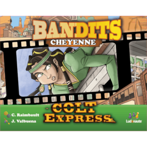Buy Colt Express: Bandits – Cheyenne the game expansion online in NZ