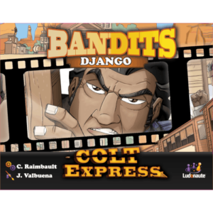 Buy Colt Express: Bandits – Django the game expansion online in NZ
