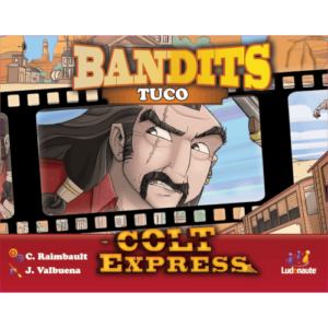 Buy Colt Express: Bandits – Tuco the game expansion online in NZ