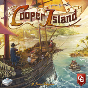 Buy Cooper Island the game online in NZ