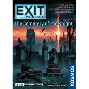 Buy Exit: The Game – The Cemetery of the Knight the game online in NZ