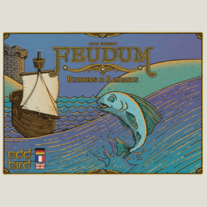 Buy Feudum: Rudders & Ramparts the game expansion online in NZ