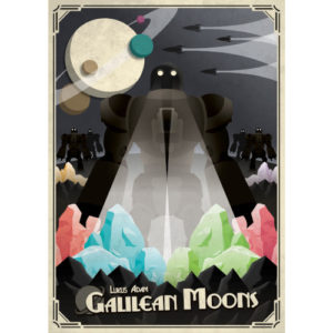 Buy Galilean Moons the game online in NZ