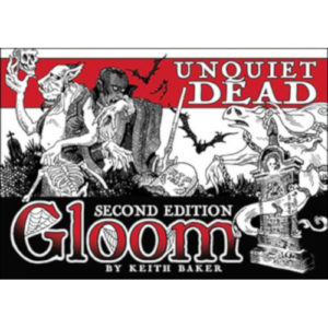 Buy Gloom: Unquiet Dead the game expansion online in NZ