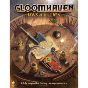 Buy Gloomhaven: Jaws of the Lion the game expansion online in NZ