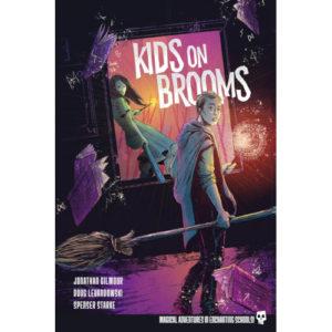 Buy Kids on Brooms the game online in NZ