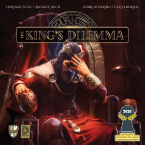 Buy The King's Dilemma the game online in NZ