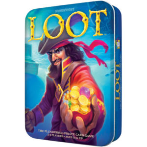 Buy Loot (Deluxe Tin Edition) the card game online in NZ