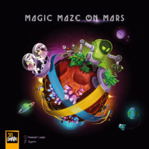 Buy Magic Maze on Mars the game online in NZ
