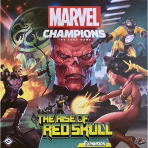 Buy Marvel Champions: The Card Game – The Rise of Red Skull the game online in NZ