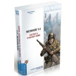 Buy Memoir '44: Tactics & Strategy Guide the game online in NZ