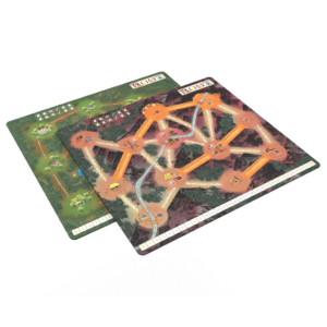 Buy Root: The Lake and Mountain Playmat (Accessory) the game accessory online in NZ