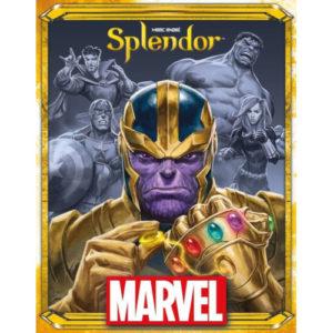 Buy Splendor Marvel the game online in NZ