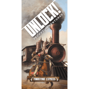 Buy Unlock!: Secret Adventures – Tombstone Express the card game online in NZ