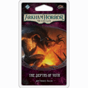 Buy Arkham Horror: The Card Game – The Depths of Yoth: Mythos Pack the card game expansion online in NZ