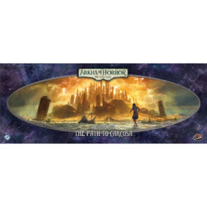Buy Arkham Horror: The Card Game – Return to the Path to Carcosa the card game expansion online in NZ
