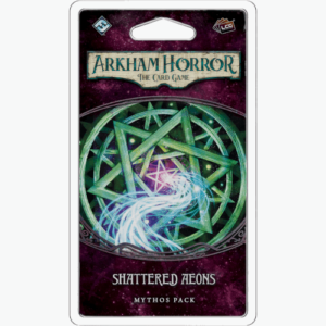 Buy Arkham Horror: The Card Game – Shattered Aeons the card game expansion online in NZ