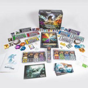 Buy Dwellings of Eldervale (Standard Edition) the board game online in NZ