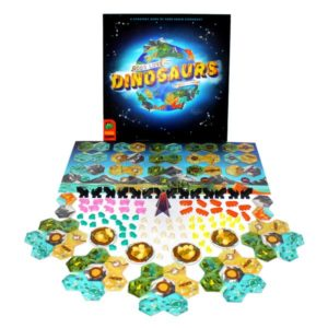 Buy Gods Love Dinosaurs the board game online in NZ