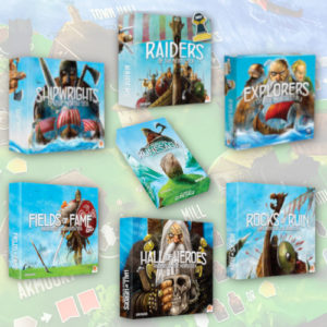 Buy North Sea Bundle the board game bundle online in NZ