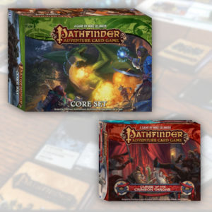 Buy Pathfinder Adventure Card Game plus Curse of the Crimson Throne Adventure Path Bundle the board game bundle online in NZ